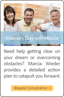 Visionary Strategy Day With Marcia Wieder